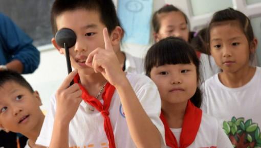 超一半学生单次连续近距离用眼超120分钟