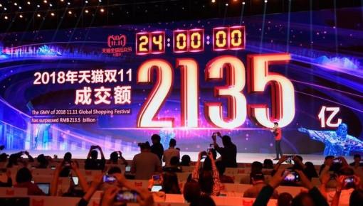 """【中国那些事儿】""""双十一""""销售额再破纪录!外媒:中国市场内需广阔 经济发展动能强劲"""