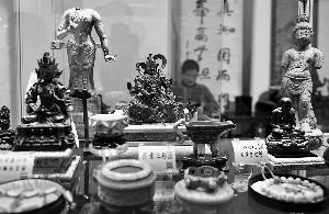 数千件海内外精美器物亮相中国文物国际博览会  观众可免费领取门票