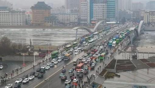 受天气影响,4日延吉、龙井、安图及延边州农村学校停课一天