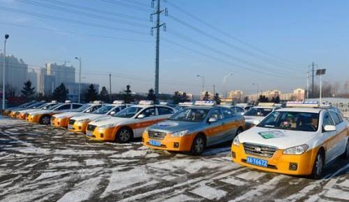 长春市出租车司机要统一着装啦!12月10日前配备到位!