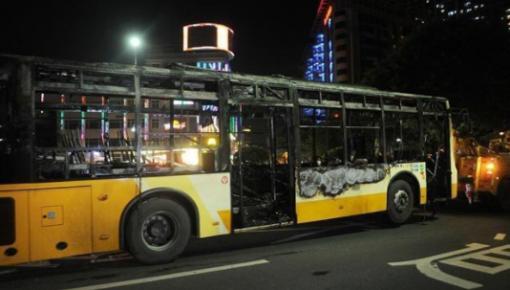 突发!四川乐山夹江一公交车爆炸,现场多人受伤