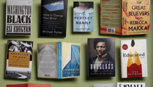 《纽约时报》2018年度十大好书出炉!你看过了吗?
