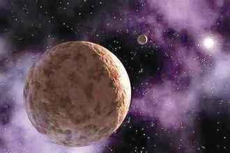 粉红色!科学家发现太阳系最远天体 绕日一周需千年