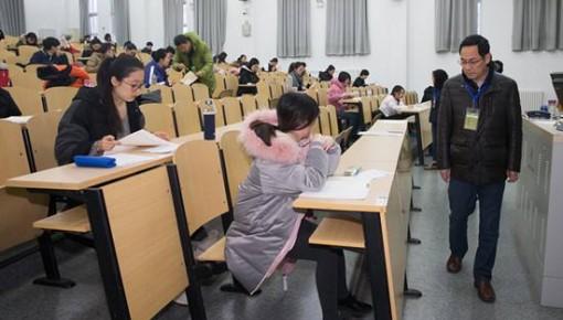 2019年硕士研究生考试于22日开考 作弊将追刑责