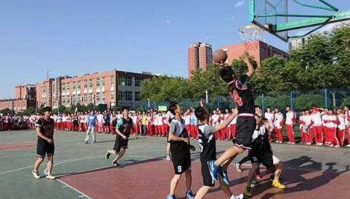 """快来为你的学校打call!长春60所学校当选""""全国青少年校园篮球特色学校"""""""