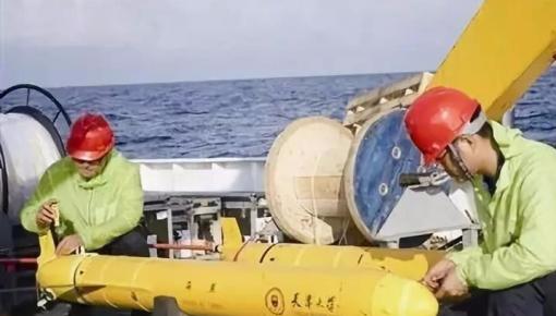 """3619.6公里!国产水下滑翔机""""海燕""""再次刷新纪录"""