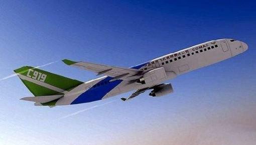 国产C919大飞机突破100余项关键技术