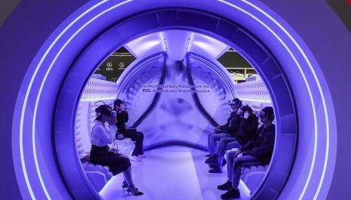 国际·年终报道丨2018,科技让生活更美好