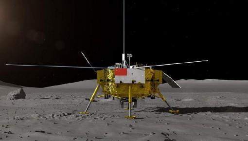 """【中国那些事儿】""""嫦娥""""再飞天首巡月球背面 外媒:中国探月工程承载人类太空探索梦"""