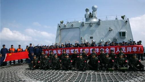 【亚丁湾护航10周年】远航——走向深蓝