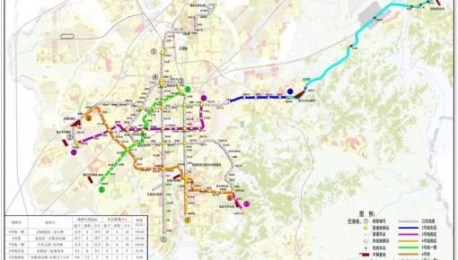 重磅!长春轨道交通7个项目获国家批准,总投资711.37亿!