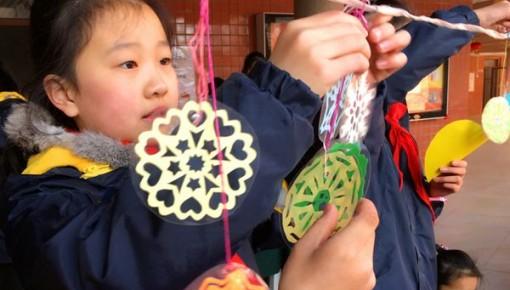 数豆子、做道菜、剪窗花……长春学生的寒假作业都有啥?