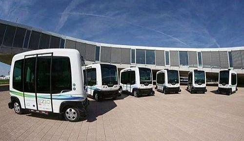 2022年有望试点运营自动驾驶公交