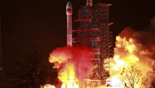 """中国航天2019年首发:""""中星2D""""卫星成功发射"""