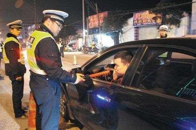 吉林省高速公路公安局这份酒醉驾名单 查处各类违法行为4.32万起