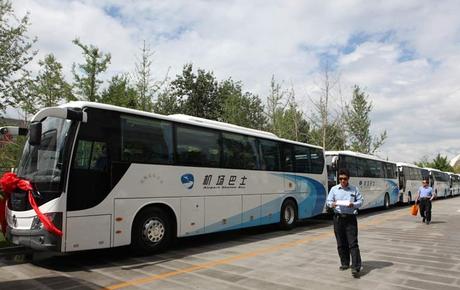 长春龙嘉国际机场大巴2号线 延伸至长春西站