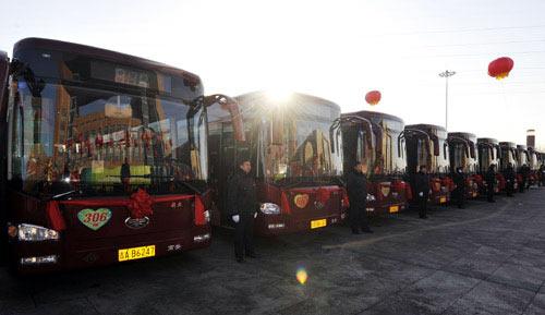 春节期间吉林省各个市州关于公交车变动,别坐错!