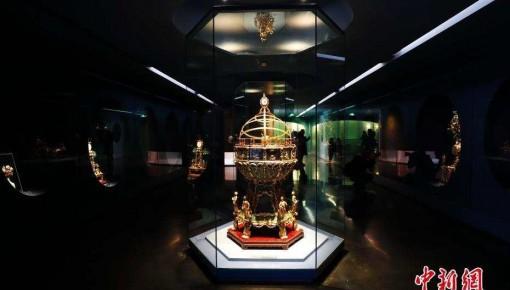 北京故宫博物院钟表馆改陈完成 20件精品首次展出