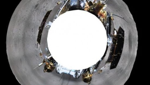 """醒了!嫦娥四号和玉兔退出""""月夜休眠模式""""安全度过月夜"""