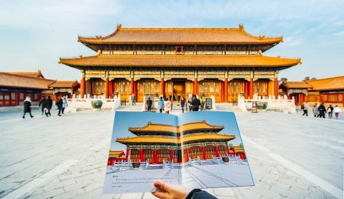 """故宫发布原创儿童绘本,为中国孩子讲述""""二十四节气"""""""