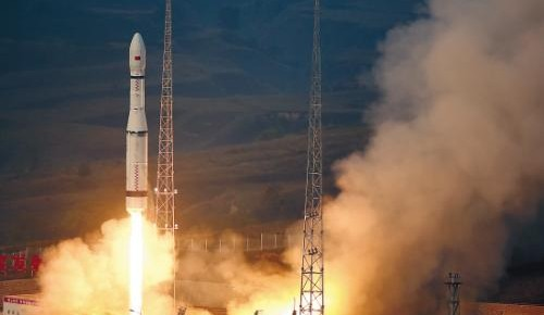 长征六号运载火箭改进型正在研制 预计2020年底首飞