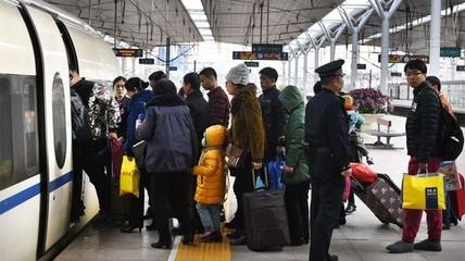 铁路春运累计发送旅客突破2亿人次