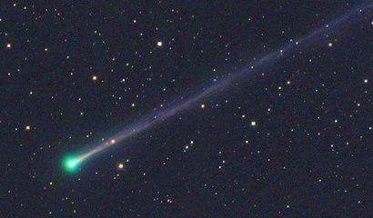 千年一见的彗星本周将划过北美夜空