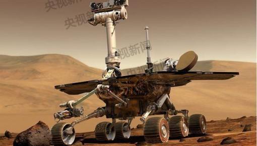 """再见!""""机遇号""""传奇落幕 曾在火星上发现水"""