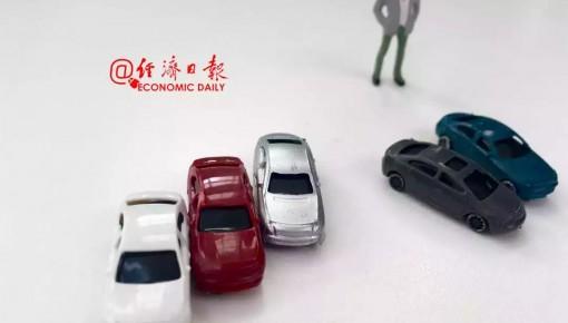 """新一轮""""汽车下乡""""启动,以后村民走亲戚拜年都开高档小汽车?"""