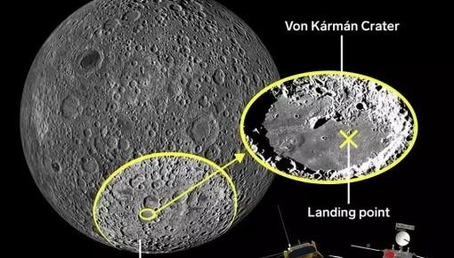NASA:我们找到嫦娥四号了!