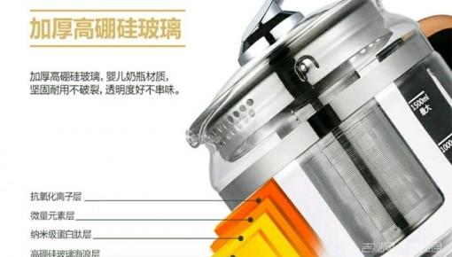 抽检养生壶样品 不合格率达22.5%