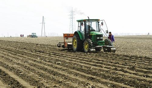 长春市备春耕生产有序推进 力争3月底前农资全部到户