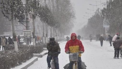 12℃暴力温差!19日吉林省雨雪降温天气将至