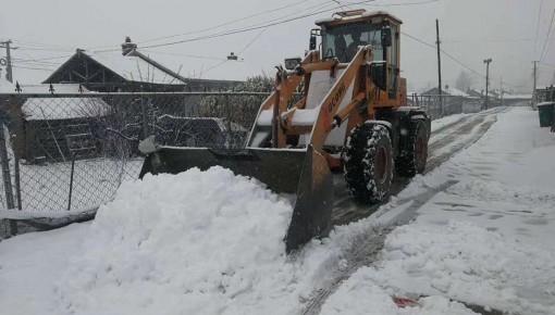 延边州开展人工增雨雪作业缓解春旱