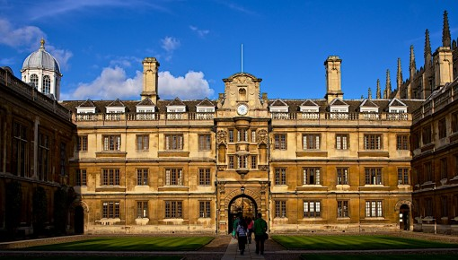 剑桥大学承认中国高考成绩 要求千里挑一