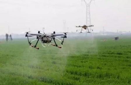 农用无人机需求不断增加 港媒:45天赚8万
