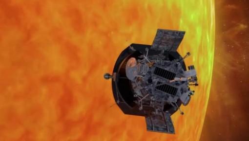 """美国""""帕克""""太阳探测器将于30日开始第二次近日飞行"""