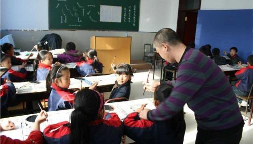 """胡卫委员:建议小学每周增加一节""""写字课"""""""