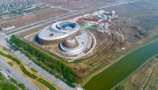 上海在建全球最大天文馆惊艳亮相 预计2021年开馆