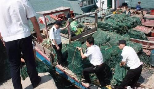 农业农村部:力争2020年底全国海洋禁用渔具基本杜绝