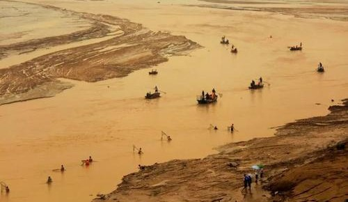 农业农村部:今起黄河开始全流域禁渔 为期3个月