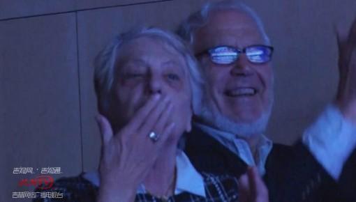 比利時老夫婦:謝謝吉林的藝術家為我們深情歌唱