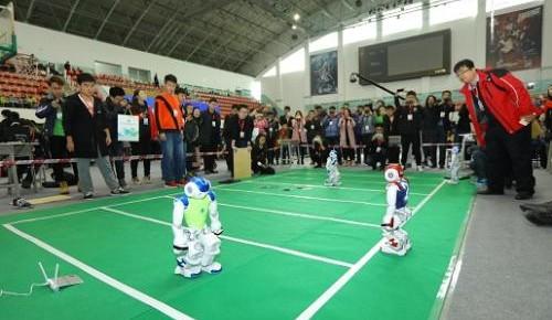 第四届万博手机注册省机器人大赛5月下旬在长春举办