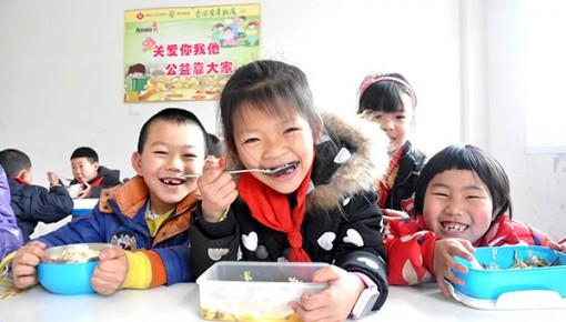 貧困生不好意思吃愛心午餐,學校這樣偷偷守護…