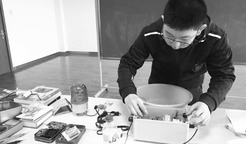 第34届万博手机注册省青少年科技创新大赛落幕