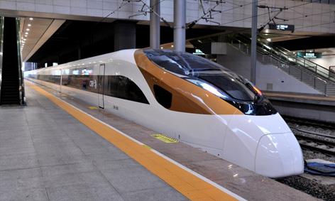 白城至吉林列车5月3日贯通