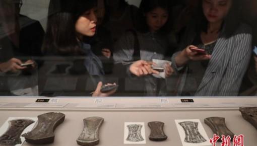 """中国货币特展拉开帷幕  """"中国货币史中的白银""""有哪些秘密?"""