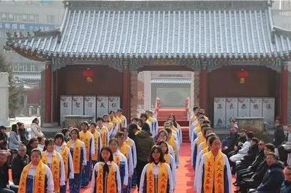 长春文庙将举行己亥成人礼公益活动,如何报名看这里!