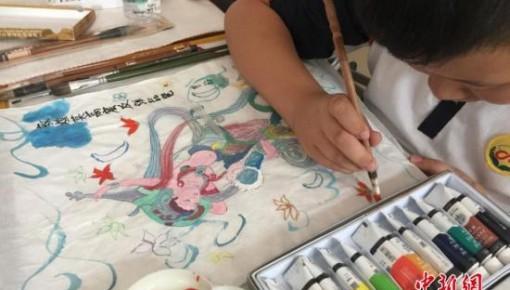 教育部:近87%的学生在中小学接受了艺术教育